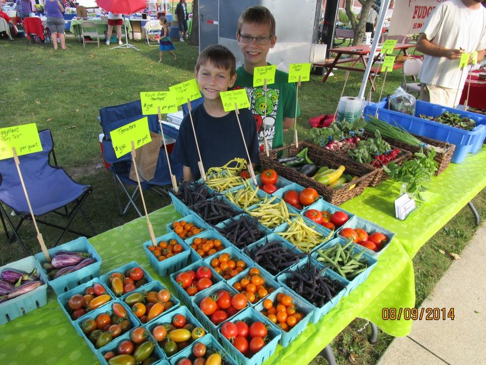 Shelby Farmers' Market